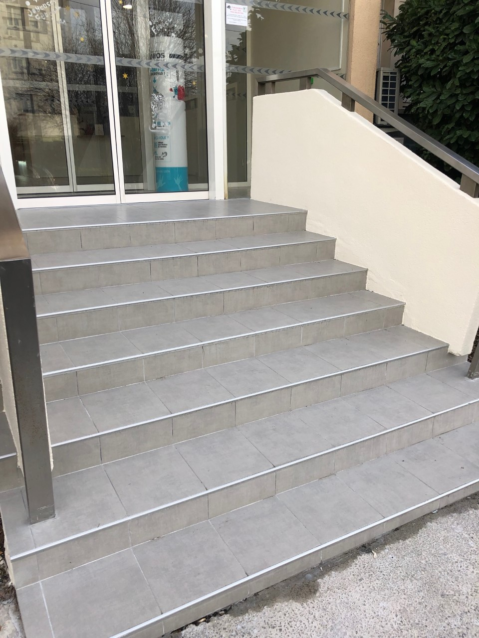 Escalier Val D Oise rénovation escalier extérieur bondy (93)